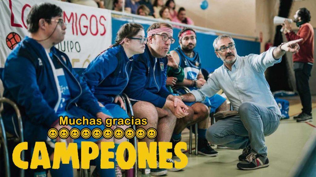Campeones, discapacidad en el cine