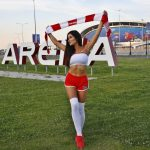 Mujeres sexis del mundial 2