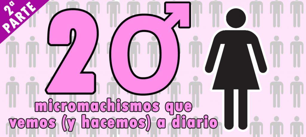 20 Micromachismos 2