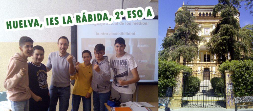 Huelva, IES La Rabida 2A