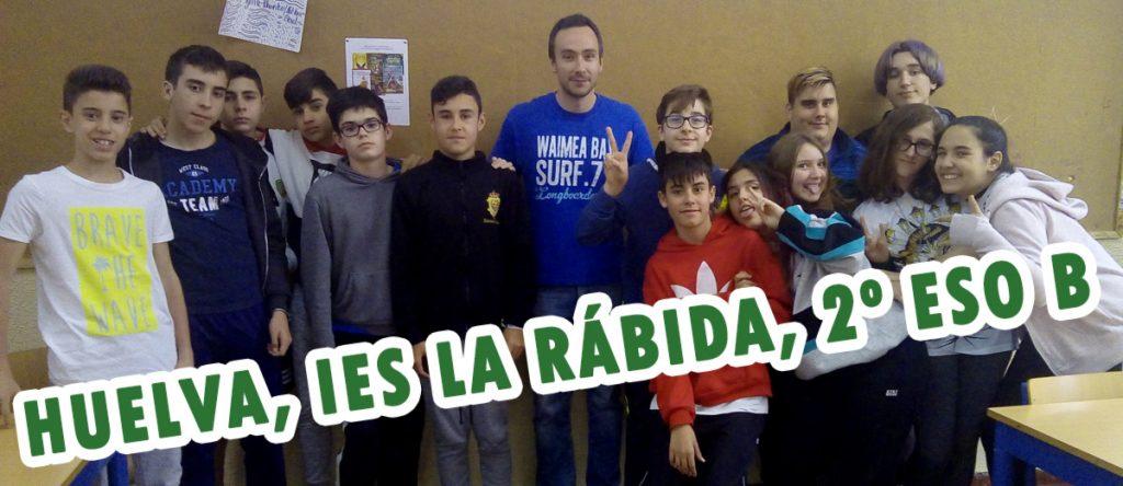Huelva, IES La Rábida 2B