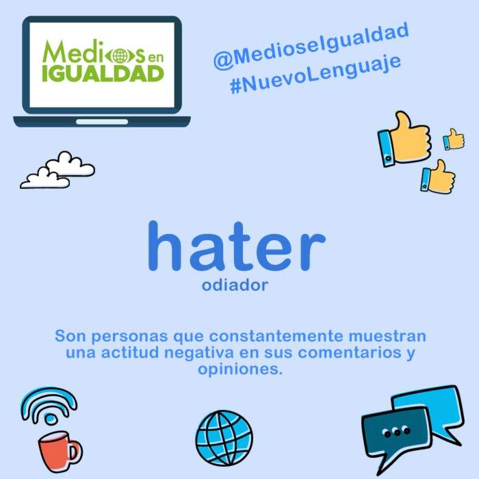 Nuevo Lenguaje Hater