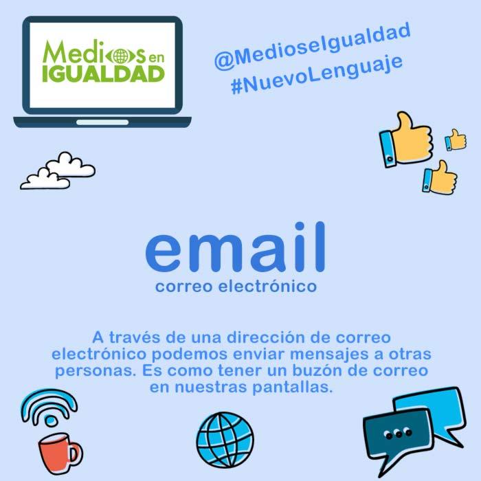 Nuevo Lenguaje - Email
