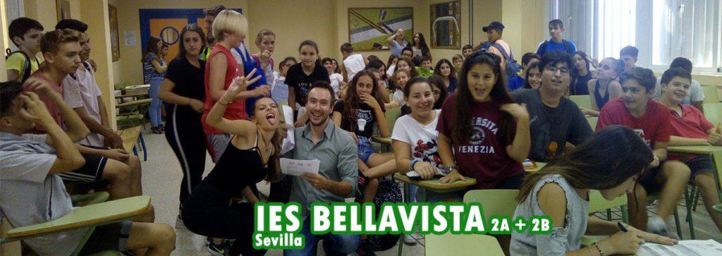 IES Bellavista 1 Medios en Igualdad 2AyB