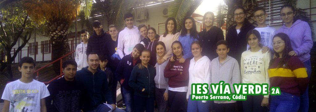 IES Vía Verde, Puerto Serrano, Cádiz
