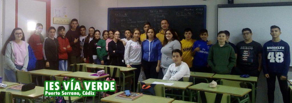 IES Vía Verde, Puerto Serrano, Medios en Igualdad